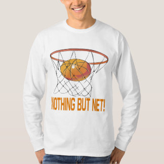 Nothing But Net Shirts
