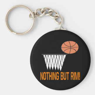 Nothing But Rim Keychain