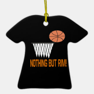 Nothing But Rim Ornament