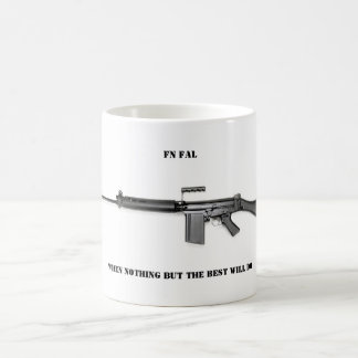 Nothing but the best coffee mug