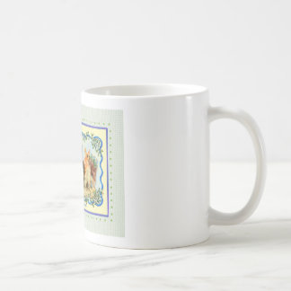 Nothing Butt Corgis! Tri-color Corgi Mug