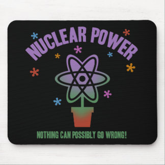 Nothing Can Go Wrong! Mouse Pad