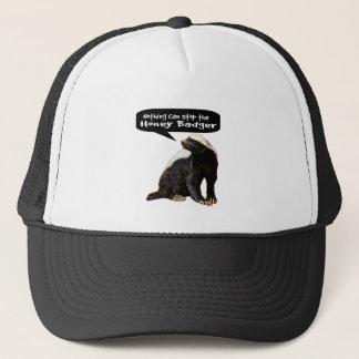 Nothing Can Stop the Honey Badger! (He speaks) Trucker Hat