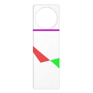 Nothing Door Hanger