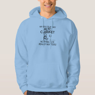 Nothing Else Matters Alto Clarinet Pullover