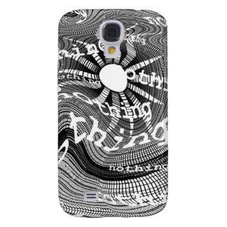 """Nothing"" Graffiti Samsung Galaxy S4 Cover"