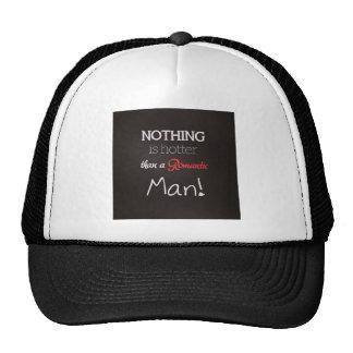 NOTHING IS HOTTER THAN A ROMANTIC MAN CHEEKY FLIRT HATS