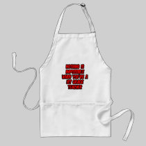 Nothing Is Impossible...1st Grade Teacher Apron