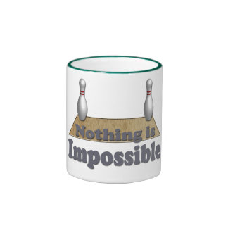 Nothing is Impossible Ringer Mug
