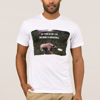 NOTHING IS IMPOSSIBLE T-Shirt