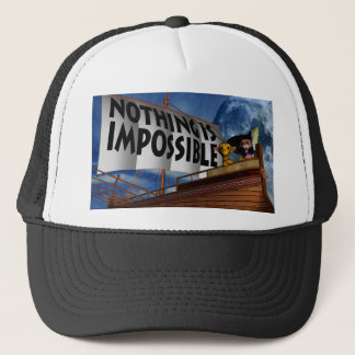 Nothing is Impossible Trucker Hat