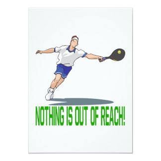 Nothing Is Out Of Reach Card