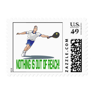 Nothing Is Out Of Reach Postage