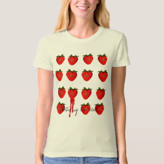 """""""Nothing is Real..."""" Strawberry Fields Forever T Shirt"""