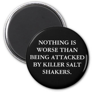 NOTHING IS WORSE THAN BEING ATTACKED BY KILLER ... MAGNET