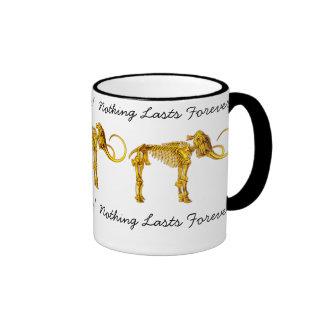 Nothing Lasts Forever! Ringer Coffee Mug