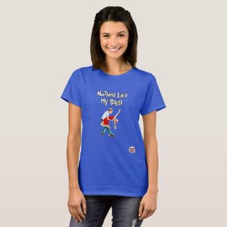 Nothing Like My Salsa Women T-Shirt