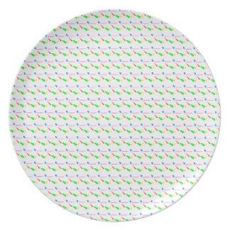 Nothing Melamine Plate