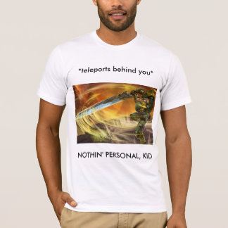 Nothing Personal Kid T-Shirt