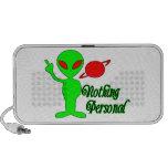 Nothing Personal Space Alien Speaker