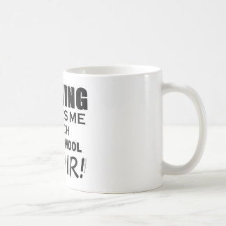 Nothing Scares Me High School Choir copy Coffee Mug