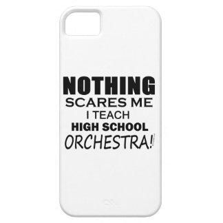 Nothing Scares Me High School Orchestra iPhone SE/5/5s Case