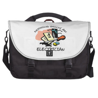 NOTHING SHOCKS ELECTRICIAN BAGS FOR LAPTOP