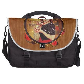 Nothing...stands between me and Nutella Laptop Shoulder Bag