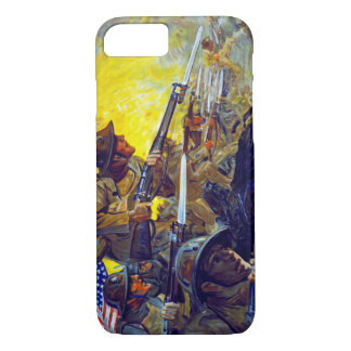 Nothing stops these men, let nothing stop you iPhone 7 case