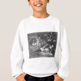 Nothing. The event will tell by Francisco Goya Sweatshirt