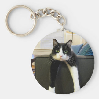 Nothing to Do Basic Round Button Keychain