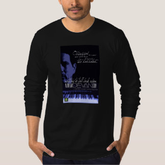 Nothing to Fall Back Upon-Official Poster T T-Shirt