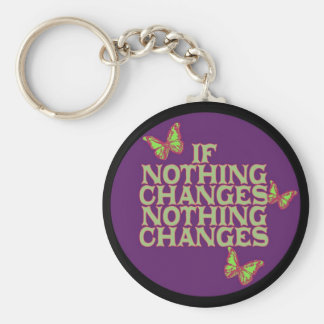 nothingchanges_button llavero redondo tipo pin