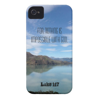 Nothing's Impossible iPhone 4 Case-Mate Case