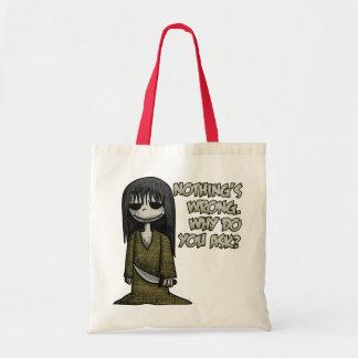 Nothing's Wrong Bag