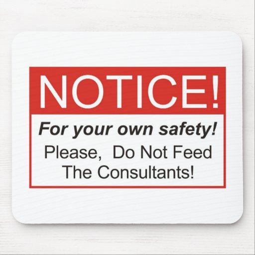 Notice / Consultant Mousepads