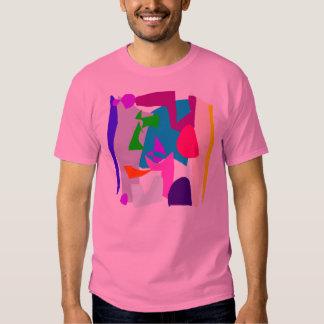 Notice Pink Life Maze Reflection Water Shirts