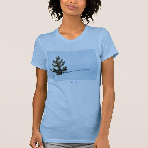 Notice Yoga T-Shirt