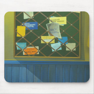 Noticeboard of the Blackheath Conservatoire of Mouse Pad