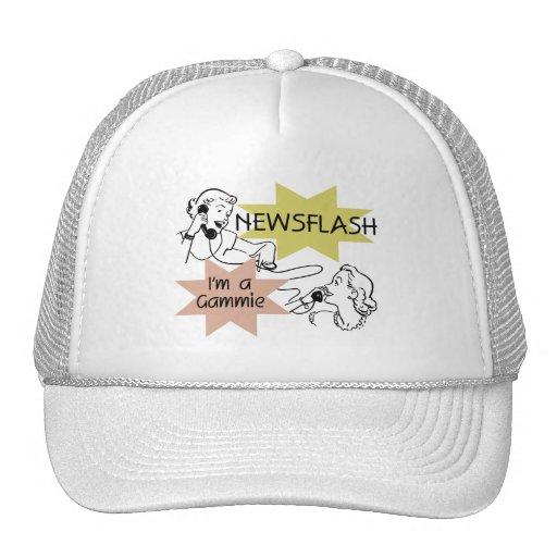 Noticia de última hora soy camisetas y regalos de gorras de camionero