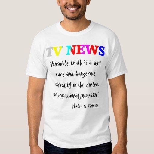 """Noticias """"verdad absoluta """" de la TV Playera"""