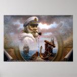 NOTICIAS y capitán 7 del mapa o capitán de mar Impresiones