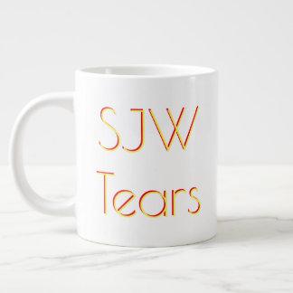 Noting beats a big mug of SJW Tears