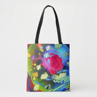 Notion In Motion Tote Bag