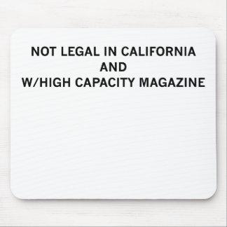 NotLegalInCali Mousepads