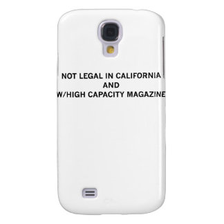 NotLegalInCali Samsung Galaxy S4 Cases