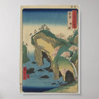 Noto, taki ningún ura - un arte japonés de la impr impresiones