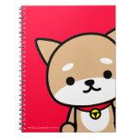Notobook_Puppy_Red Cuadernos