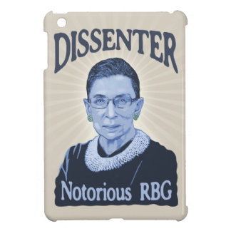 Notorious Dissenter Cover For The iPad Mini