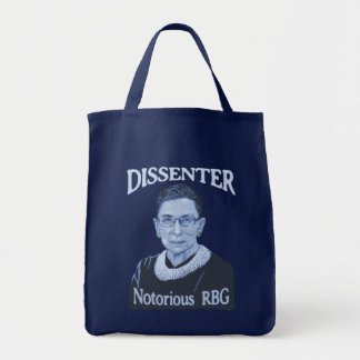 Notorious Dissenter Tote Bag